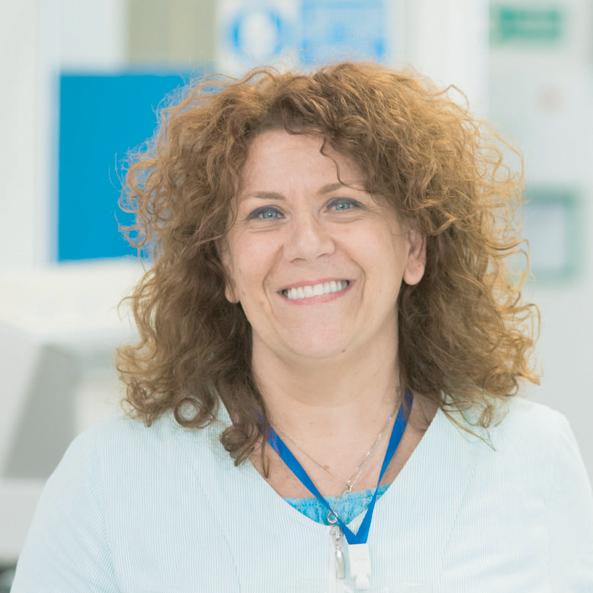 Staff Ada Caringella