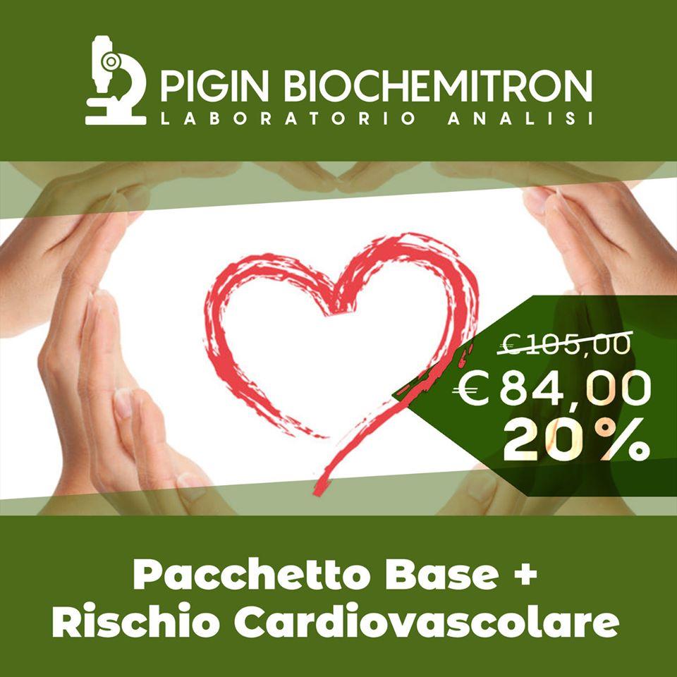 Check Up Cardiocircolatorio